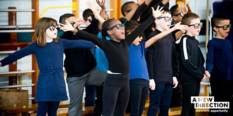 Creative INSET: Using theatre & performance to promote pupils' wellbeing tickets