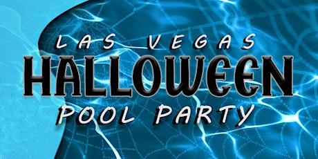 2020 Halloween weekend  Las Vegas Pool Party tickets