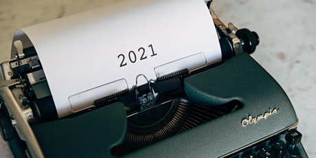 Copy of New Year creative writing workshop - set your theme for the year tickets