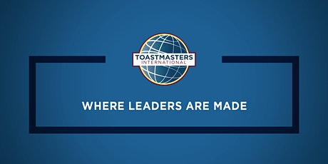 Dunfermline Toastmasters - Virtual Open Evening tickets