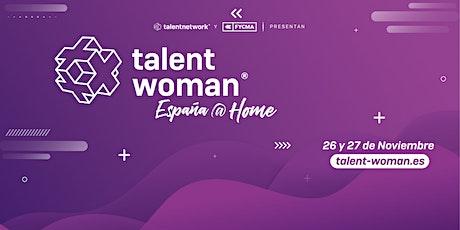 Talent Woman España @Home boletos