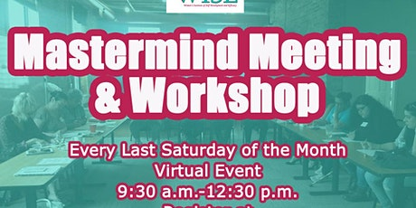WISE Monthly Mastermind Meeting tickets