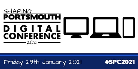 Shaping Portsmouth Digital Conference 2021 tickets