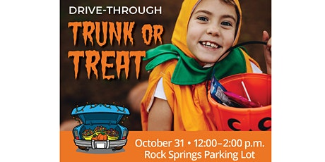 Halloween Trunk or Treat at Rock Springs tickets