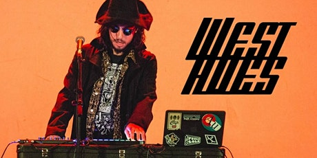 West Hues Halloween Masquerade --  Early Show tickets