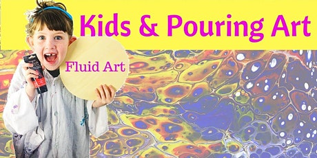Kids Sip and Paint tickets