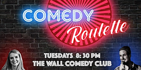 Comedy Roulette #26 - English Open Mic tickets