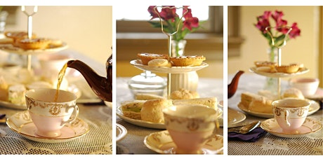 Teas by the Grand tickets
