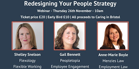 Redesigning  Your People Strategy tickets