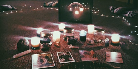 Halloween Full Moon Ceremony and Ritual with Deanna Sirago tickets
