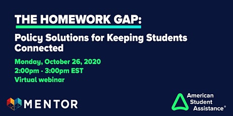 The Homework Gap: Policy Solutions for Keeping Students Connected tickets