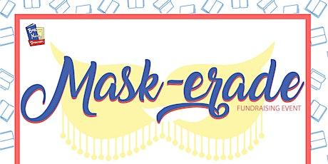 Book Nation Mask-erade tickets