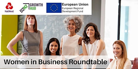 Women in Business Round Table Event. Region: Derbyshire and Nottinghamshire tickets