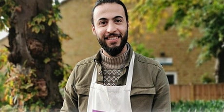 In person Syrian cookery class with Yusuf tickets