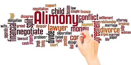 No-Cost Webinar: Alimony & Child Support Workshop- Lexington/ Winchester tickets