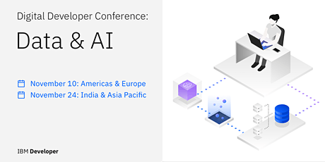 Digital Developer Conference: Data & AI tickets