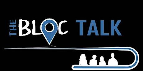 The BLOC Talk tickets