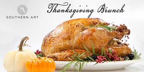 Thanksgiving 3 Courses Plated Brunch tickets