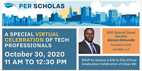 Per Scholas Columbus Virtual Graduation for Class 39 tickets
