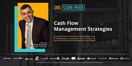 Cash Flow Management Strategies tickets