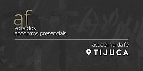 Tijuca | Domingo, 25/10, às 08h30 ingressos