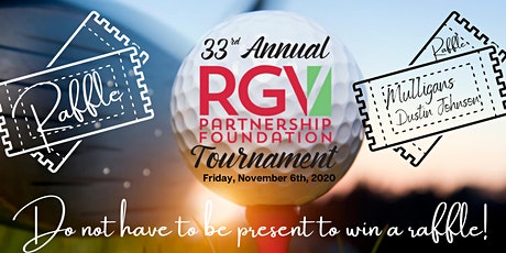 33rd Annual RGV Partnership Foundation Golf Tournament tickets