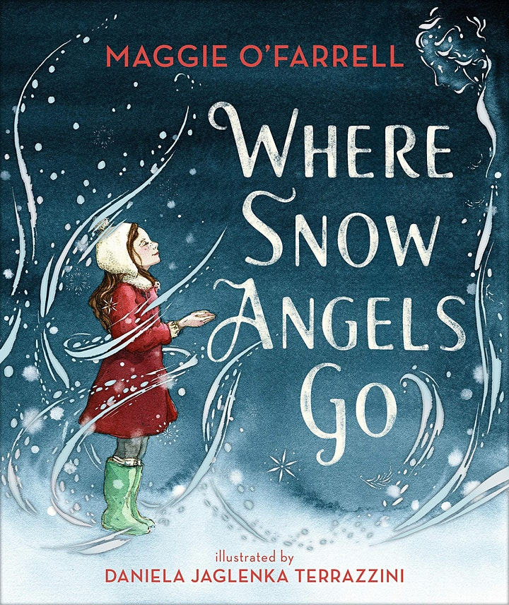 Live on publication day 'Where Snow Angels Go' with author Maggie O'Farrell image