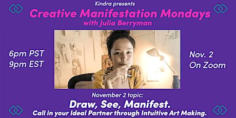 Creative Manifestation Mondays tickets