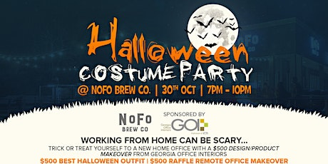 Win $500 at the NoFo Brew Co Halloween Party & Costume Contest tickets