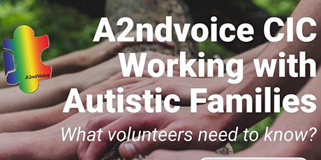Working with Autistic Families - Online Workshop tickets