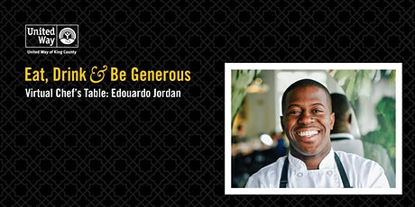 Chef's Table with Edouardo Jordan tickets