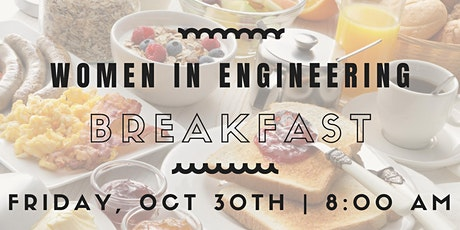 WISDOM: Women in Engineering Breakfast tickets
