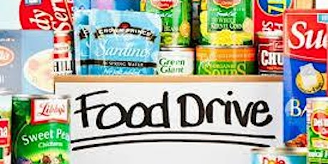 Thanksgiving Food Drive and Fundraiser tickets