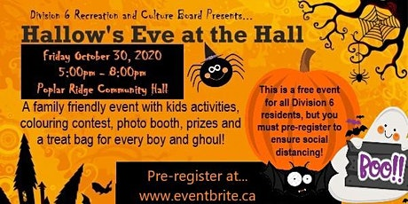 Hallow's Eve at the Hall tickets