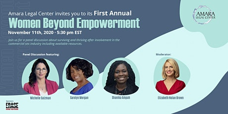 Women Beyond Empowerment Panel tickets