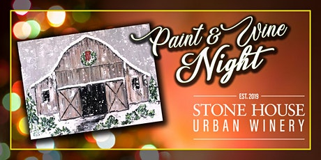 Paint Event @ Stone House Urban Winery tickets
