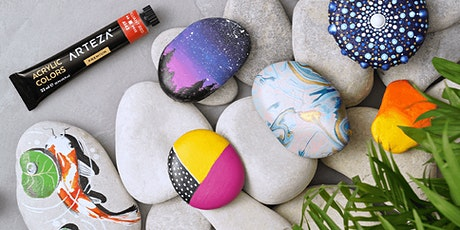Rock Painting For Grown-Ups tickets