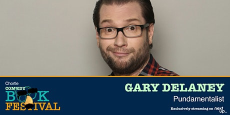 Chortle Book Festival // Gary Delaney: Pundamentalist tickets