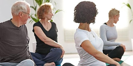Yoga Therapy: Enhance Your Health & Well-Being tickets