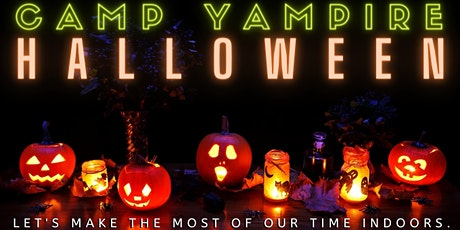 Camp Yampire: Halloween Festival tickets