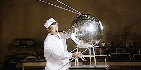 Sputnik 2.0 ✹ sette rivoluzioni del satellite librocentrico biglietti