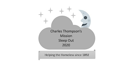Charles Thompson's Mission Sleep Out 2020 tickets
