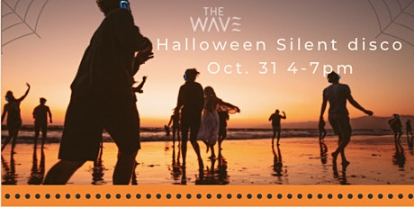 THE WAVE SILENT DISCO HALLOWEEN EDITION tickets