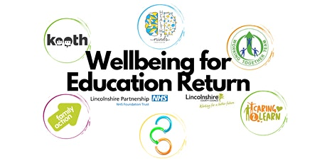 WER Webinar 1  - Whole School Approach to Wellbeing tickets