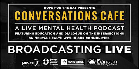 Conversations Cafe: Hope Halloween tickets