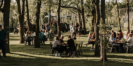 Steel Wheel Brewery - Beer Garden Reservation tickets