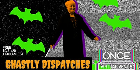 Ghastly Dispatches x OVV tickets