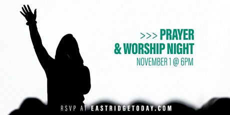 Prayer & Worship Night tickets