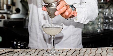 Virtual (Gin) Cocktail Class tickets