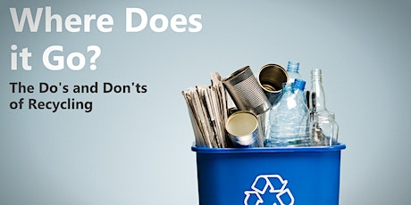 Where Does it Go? The Do's and Dont's of Recycling tickets